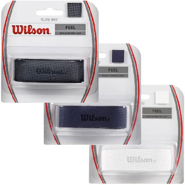 即納 メール便可 ウィルソン お気にいる サブライム リプレイスメントグリップ WRZ4202 お洒落 16y6m Wilson SUBLIME Grip Replacement 次回使えるクーポンプレゼント