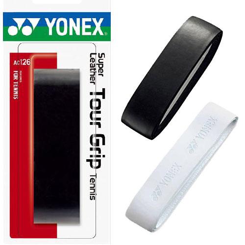 即納 メール便可 ヨネックス メーカー公式ショップ スーパーレザーツアーグリップ AC126 AC126EX 専門店 リプレイスメントグリップ Tour Leather Super Grip 16y5m 次回使えるクーポンプレゼント YONEX