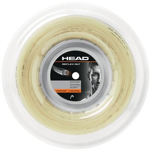 ヘッド リフレックス MLT 200Mロール(1.25mm/1.30mm)硬式テニスガット マルチフィラメントガット281314(Head Reflex MLT String)【2016年7月登録】