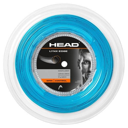 ヘッド(Head) リンクス エッジ 200Mロール(1.25mm) 硬式テニスガット ポリエステルガット【2017年6月登録】次回使えるクーポンプレゼント