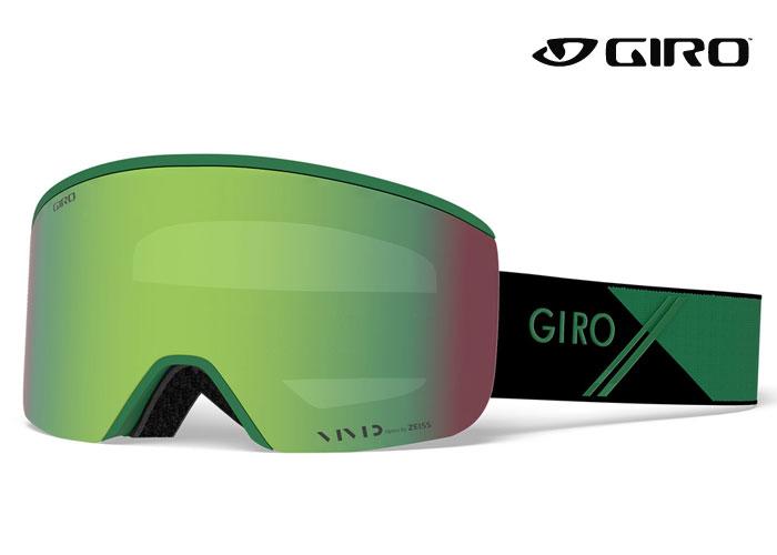 ジロ/GIRO スノーゴーグル Axis/Green Sport Tech(2019)