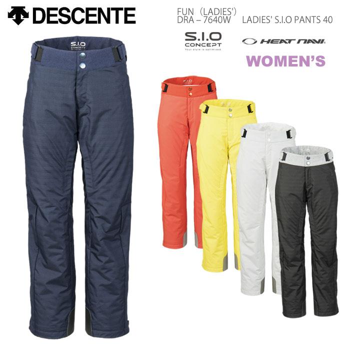 DESCENTE デサント レディーススキーウェア パンツ DRA-7640W(2018)