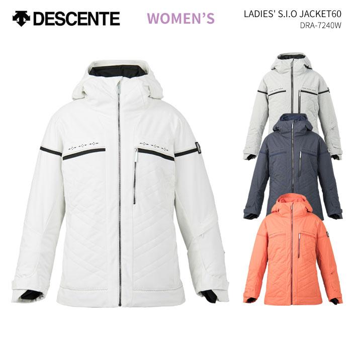 DESCENTE/デサント レディーススキーウェア ジャケット/DRA-7240W(2018)