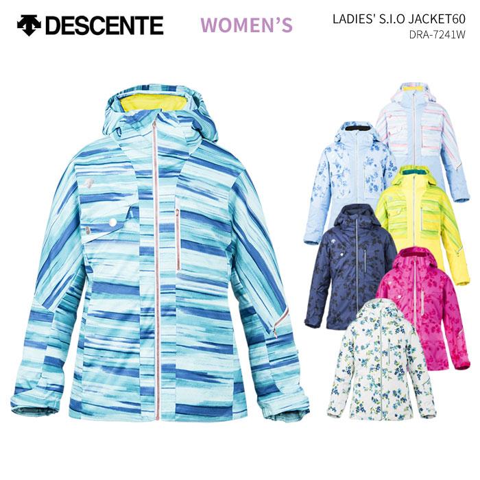 DESCENTE/デサント レディーススキーウェア ジャケット/DRA-7241W(2018)