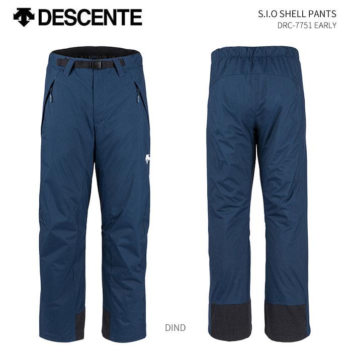 DESCENTE/デサント スキーウェア パンツ/DRC-7751(2019)