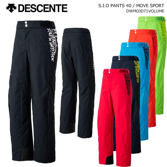 DESCENTE/デサント スキーウェア S.I.O PANTS 40/MOVE SPORT/DWMOJD71(2020)19-20