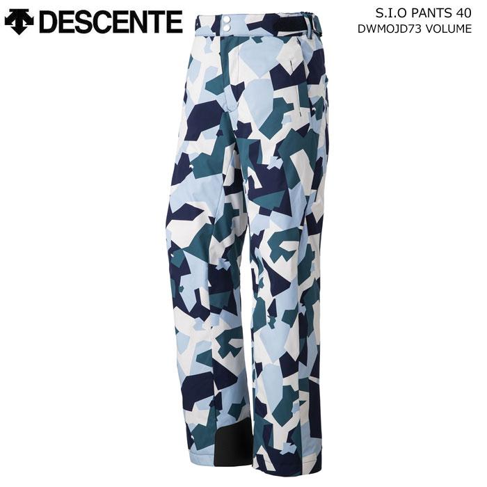 DESCENTE/デサント スキーウェア S.I.O PANTS 40/DWMOJD73(2020)19-20