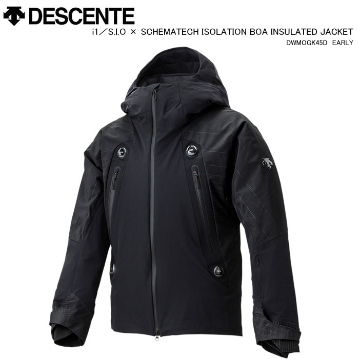 DESCENTE/デサント スキーウェア i1/S.I.O SCHEMATECH ISOLATION BOA INSULATED JACKET/DWMOGK45D(2020)