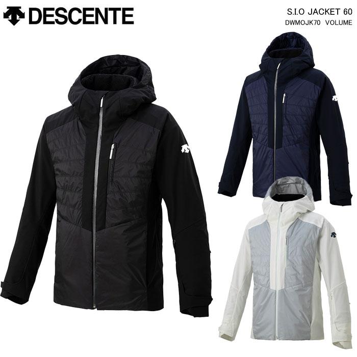 DESCENTE/デサント スキーウェア S.I.O ジャケット/DWMOJK70(2020)