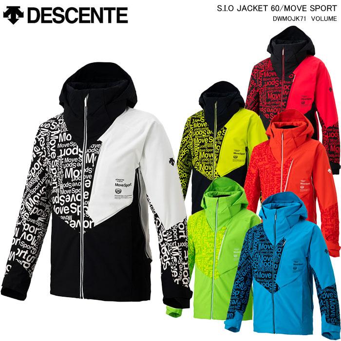 DESCENTE/デサント スキーウェア S.I.O ジャケット/DWMOJK71(2020)