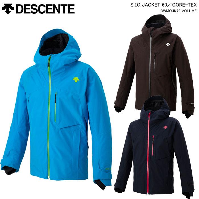 DESCENTE/デサント スキーウェア S.I.O ジャケット GORE-TEX/DWMOJK72(2020)19-20