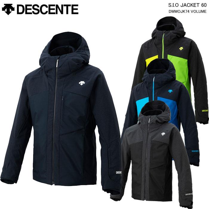 DESCENTE/デサント スキーウェア S.I.O ジャケット/DWMOJK74(2020)19-20