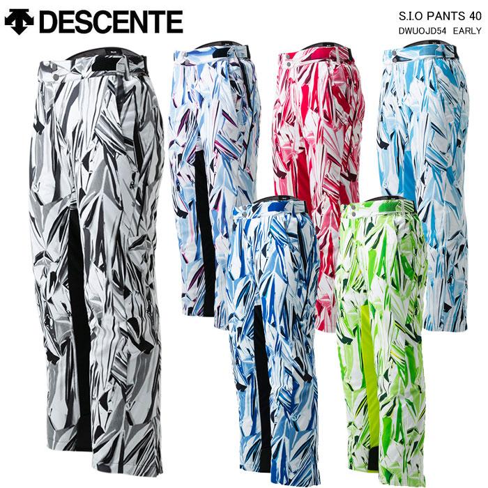 DESCENTE/デサント スキーウェア パンツ/S.I.O PANTS 40/DWUOJD54(2020)19-20