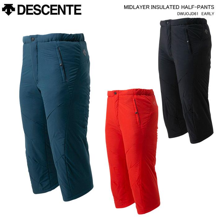 DESCENTE/デサント スキーウェア ハーフパンツ/DWUOJD61(2020)19-20