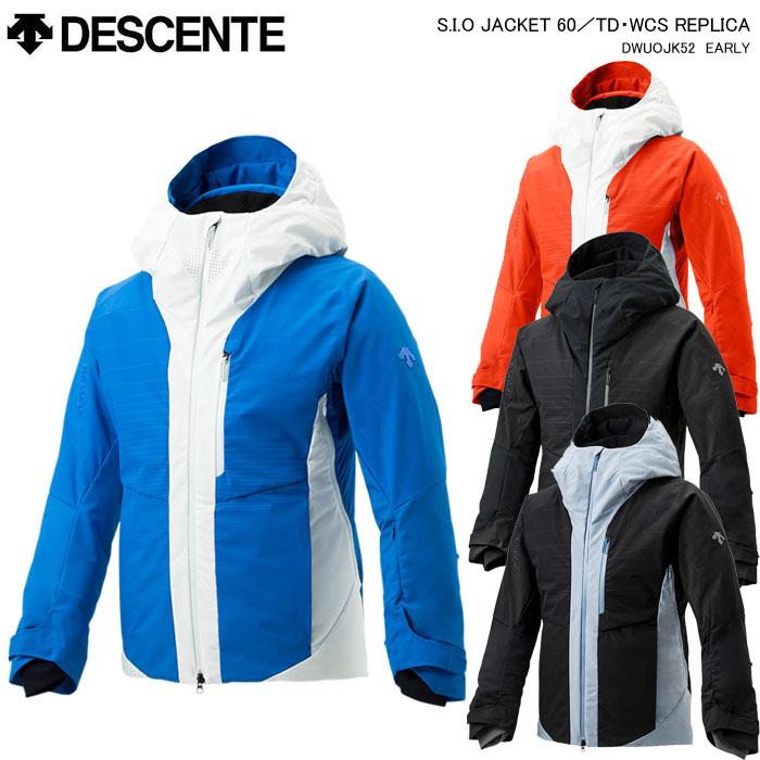 DESCENTE/デサント スキーウェア ジャケット S.I.O JACKET 60/TD・WCS REPLICA/DWUOJK52(2020)19-20