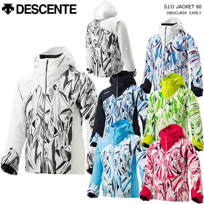 DESCENTE/デサント スキーウェア ジャケット S.I.O JACKET 60/DWUOJK54(2020)19-20