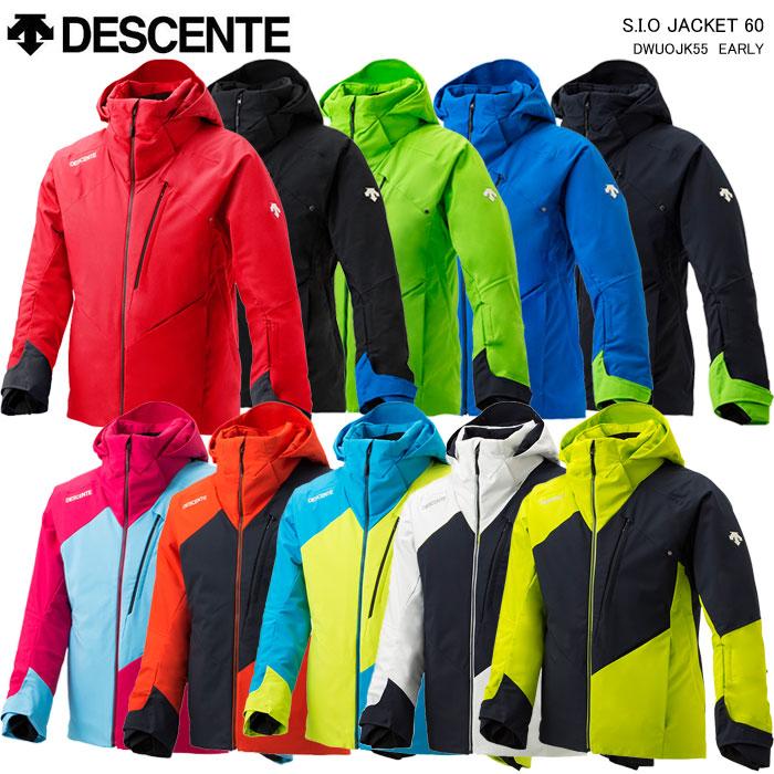 DESCENTE/デサント スキーウェア ジャケット S.I.O JACKET 60/DWUOJK55(2020)19-20