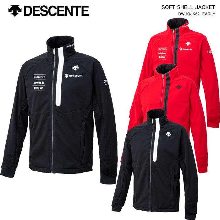 トップ DESCENTE/デサント スキーウェア ミドルジャケット SOFT SHELL SHELL DESCENTE/デサント JACKET ミドルジャケット/DWUQJK62(2021)20-21, Yamato Market Creation:ec180077 --- blacktieclassic.com.au