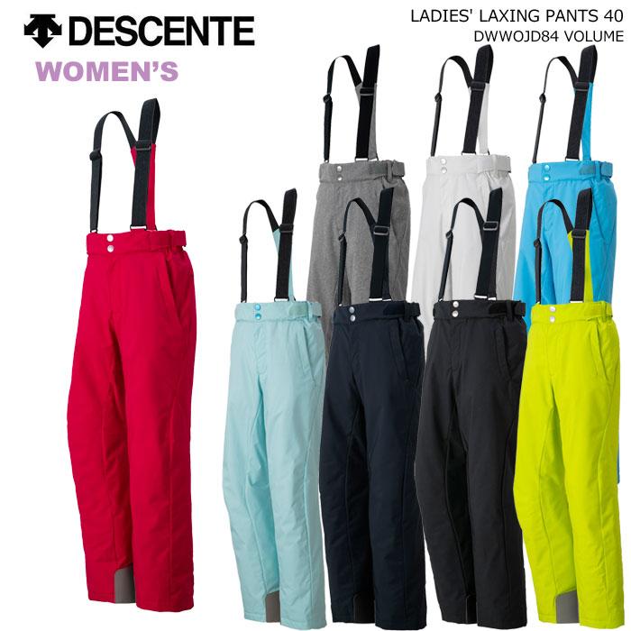 DESCENTE/デサント レディーススキーウェア ラクシングパンツ/大きいサイズ/DWWOJD84(2020)19-20