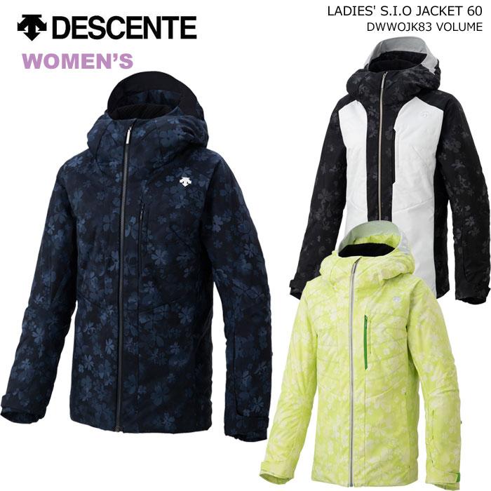 DESCENTE/デサント レディーススキーウェア S.I.O ジャケット/DWWOJK83(2020)19-20