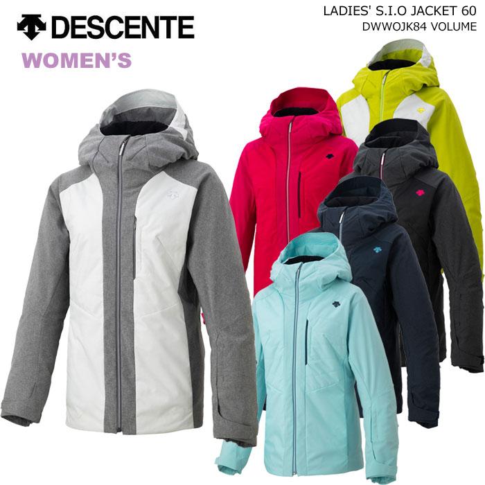 DESCENTE/デサント レディーススキーウェア S.I.O ジャケット/DWWOJK84(2020)19-20