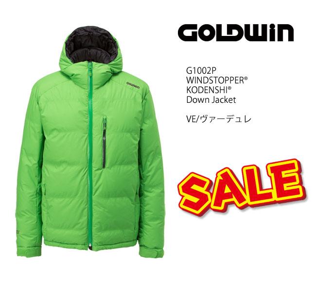 GOLDWIN/ゴールドウィン スキーウェア ダウン ジャケット/G1002P【12z】