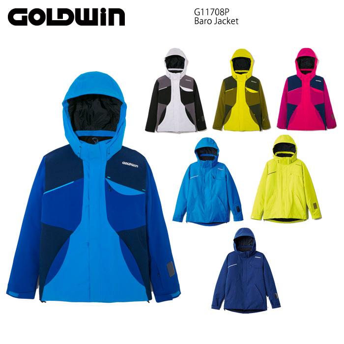 スキーウェア ジャケット/GOLDWIN ゴールドウイン G11708P(2018)
