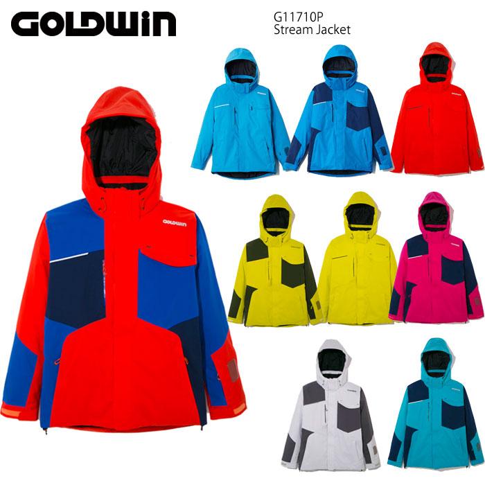 スキーウェア ジャケット/GOLDWIN ゴールドウイン G11710P(2018)