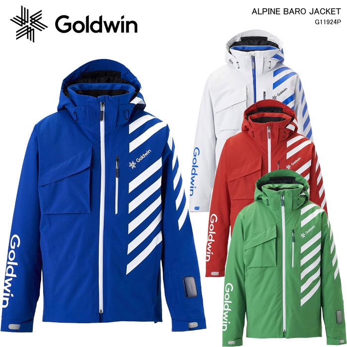 GOLDWIN/ゴールドウイン スキーウェア ジャケット BARO JACKET/G11924P(2020)19-20