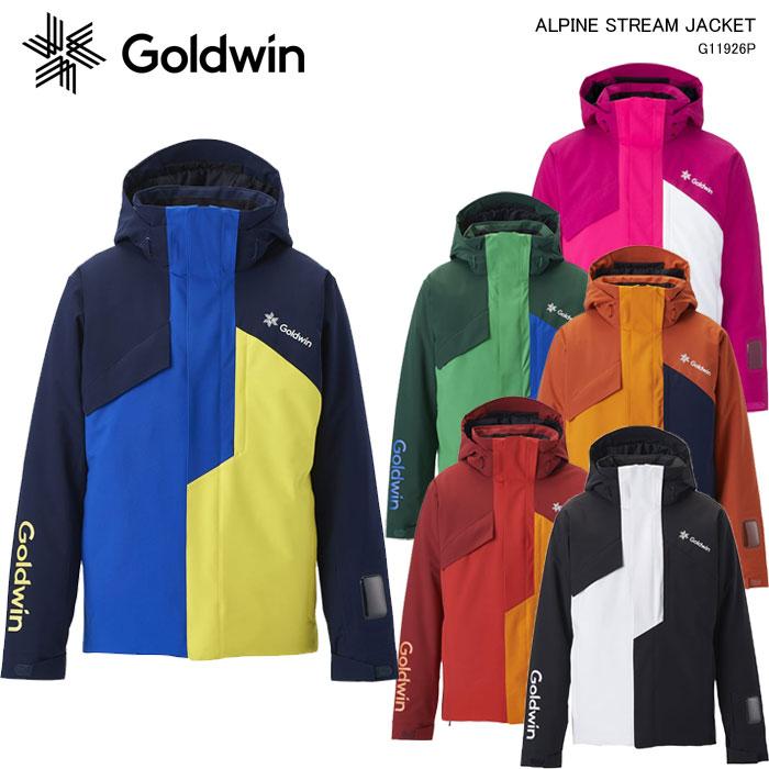 GOLDWIN/ゴールドウイン スキーウェア ジャケット/STREAM JACKET/G11926P(2020)19-20