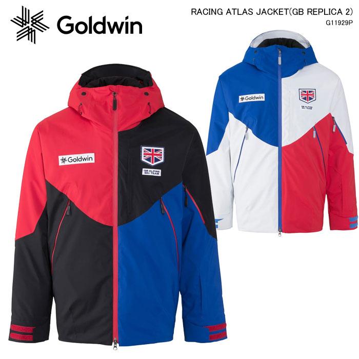 GOLDWIN/ゴールドウイン スキーウェア ジャケット/ATLAS JACKET(GB REPLICA 2)/G11929P(2020)19-20