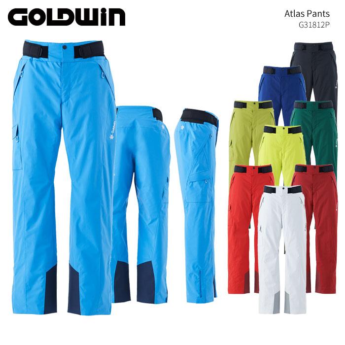 GOLDWIN/ゴールドウイン スキーウェア パンツ/G31812P(2019)