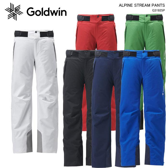 GOLDWIN/ゴールドウイン スキーウェア パンツ/STREAM PANTS/G31925P(2020)19-20