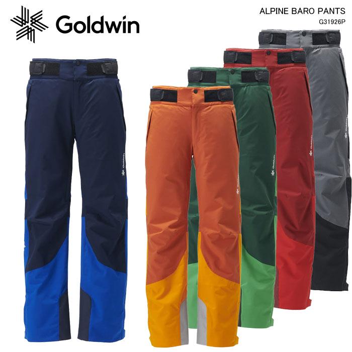 GOLDWIN/ゴールドウイン スキーウェア パンツ/BARO PANTS/G31926P(2020)19-20