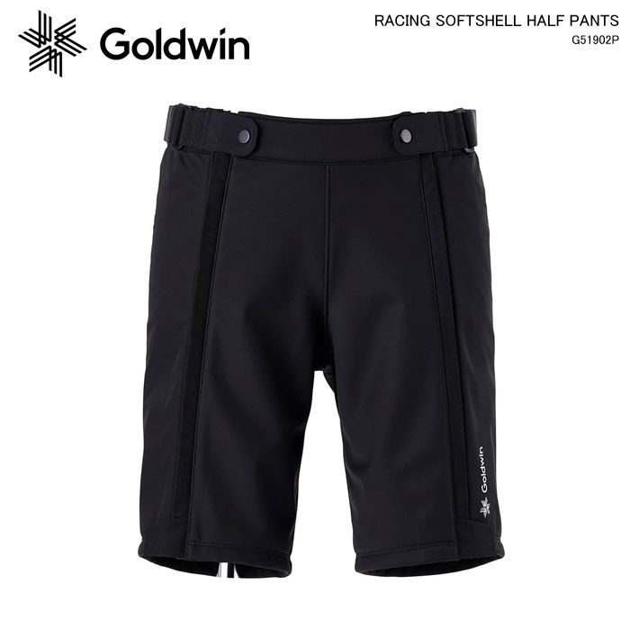 GOLDWIN/ゴールドウイン スキーウェア ハーフパンツ/G51902P(2020)19-20