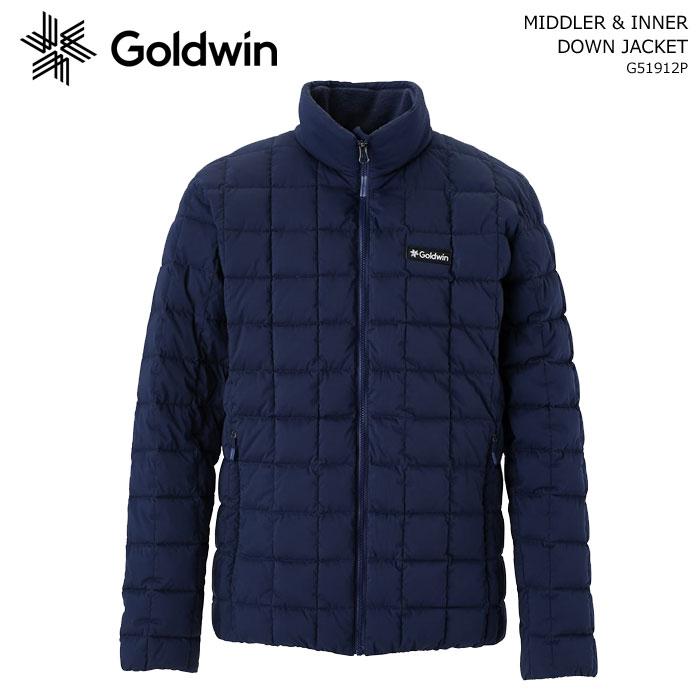 GOLDWIN/ゴールドウイン スキーウェア ダウンジャケット/G51912P(2020)19-20