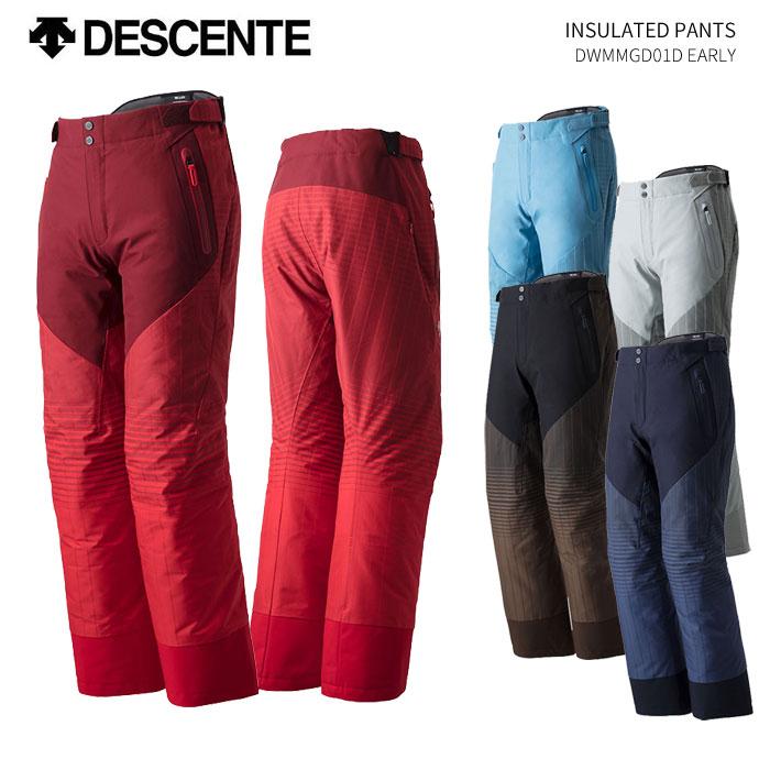 DESCENTE/デサント スキーウェア パンツ/DWMMGD01D(2019)