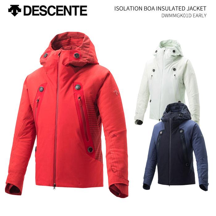 DESCENTE/デサント スキーウェア ジャケット/DWMMGK01D(2019)