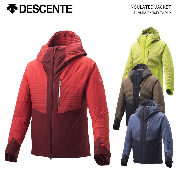 DESCENTE/デサント スキーウェア ジャケット/DWMMGK04D(2019)