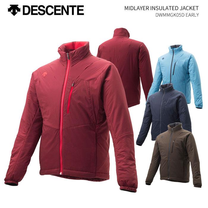 DESCENTE/デサント スキーウェア ミドルジャケット/DWMMGK05D(2019)
