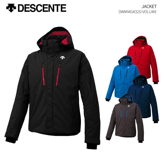 DESCENTE/デサント スキーウェア ジャケット/DWMMGK32D(2019)
