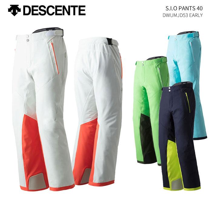 DESCENTE/デサント スキーウェア S.I.O パンツ/DWUMJD53(2019)