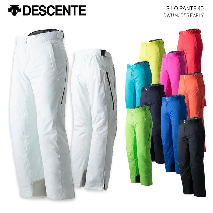 DESCENTE/デサント スキーウェア S.I.O パンツ40/DWUMJD55(2019)