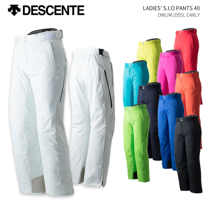 DESCENTE/デサント レディース スキーウェア LADIES' S.I.O パンツ40/DWUMJD55L(2019)