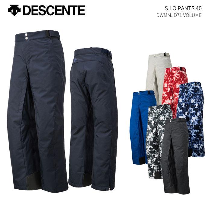 DESCENTE/デサント スキーウェア S.I.O パンツ/DWMMJD71(2019)