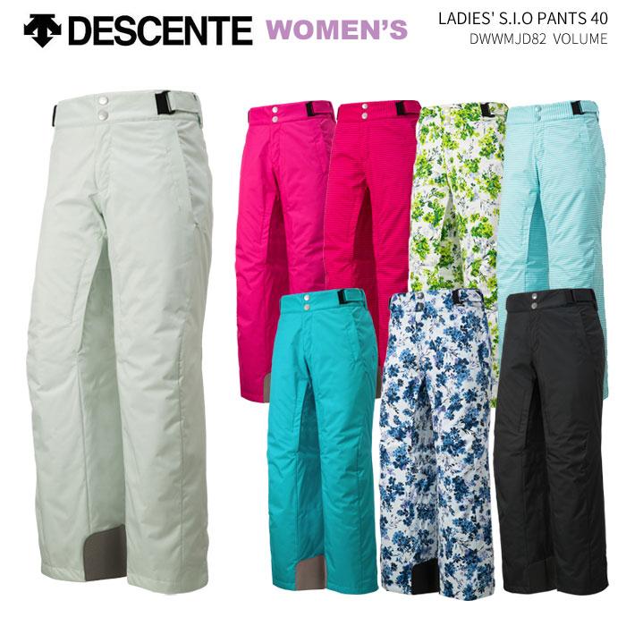 DESCENTE/デサント レディーススキーウェア S.I.O パンツ/DWWMJD82(2019)