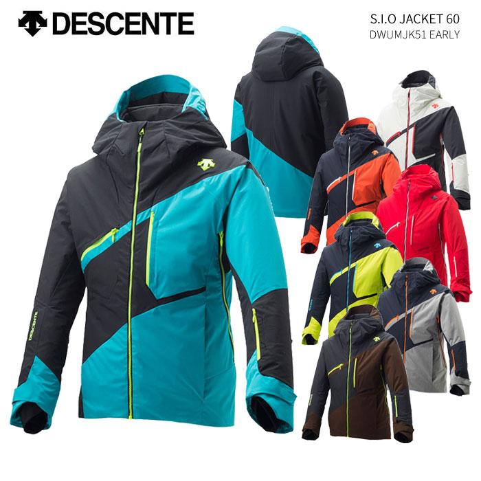 DESCENTE/デサント スキーウェア ジャケット/DWUMJK51(2019)
