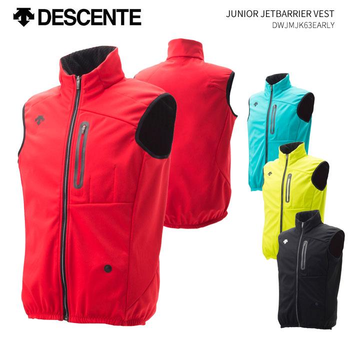 DESCENTE/デサント スキーウェア ベスト/DWJMJK63(2019)