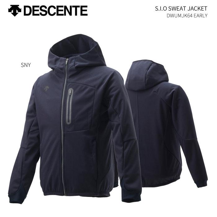 DESCENTE/デサント スキーウェア スウェットジャケット/DWUMJK64(2019)