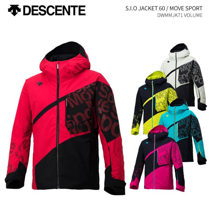 DESCENTE/デサント スキーウェア S.I.O ジャケット/DWMMJK71(2019)